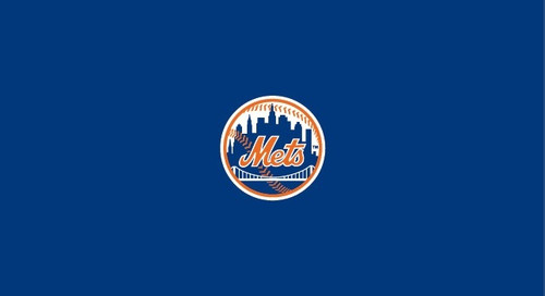New York Mets Pool Table Felt