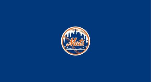 New York Mets Pool Table Felt