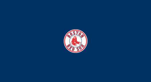 Boston Red Sox Pool Table Felt