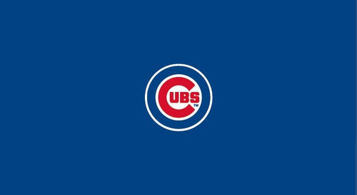 Chicago Cubs Pool Table Felt