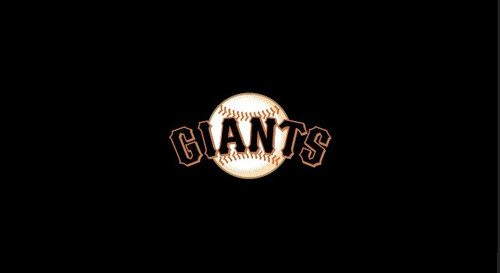 San Francisco Giants Pool Table Felt