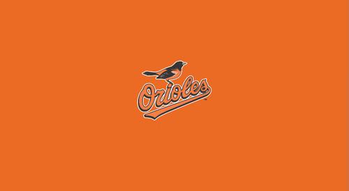 Baltimore Orioles Pool Table Felt