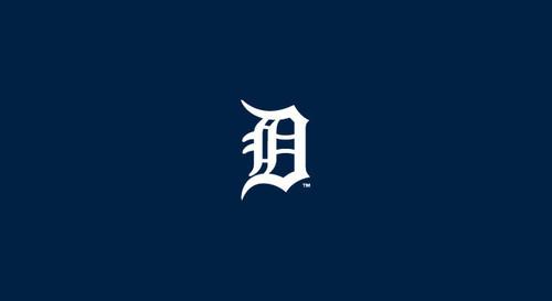Detroit Tigers Pool Table Felt