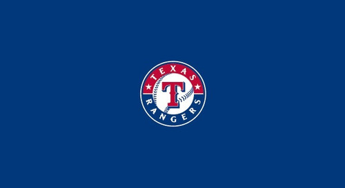Texas Rangers Pool Table Felt