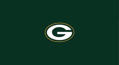 Green Bay Packers Pool Table Felt