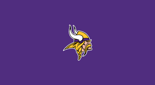Minnesota Vikings Pool Table Felt