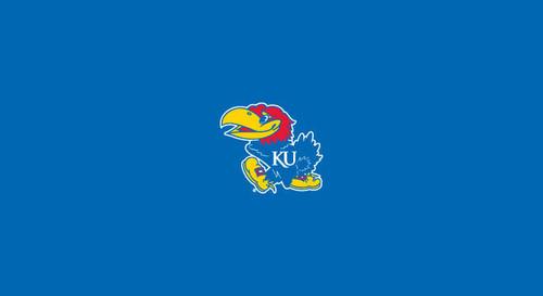 University of Kansas Pool Table Felt