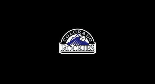 Colorado Rockies Pool Table Felt