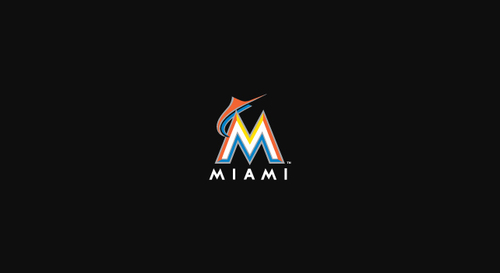 Miami Marlins Pool Table Felt