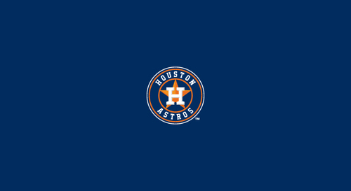 Houston Astros Pool Table Felt