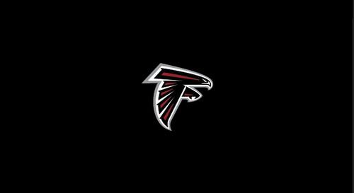 Atlanta Falcons Pool Table Felt