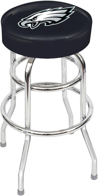 Philadelphia Eagles Chrome Bar Stool