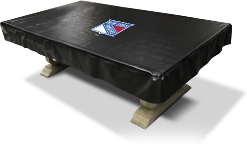 New York Rangers Pool Table Cover