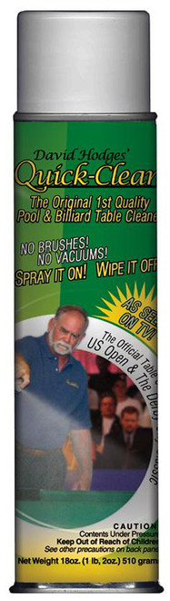 Pool Table Felt Cleaner -  Quick Clean