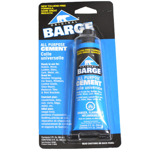 Barge Cement Tube 2 oz