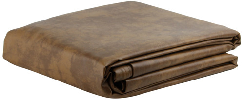 Ozone Saddle Leatherette Pool Table Cover - 8 Foot