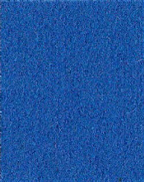 Championship Valley Teflon Ultra Electric Blue 8ft Pool Table Felt