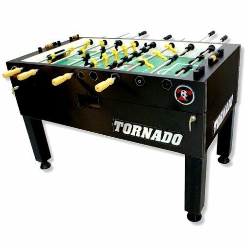 Tornado T-3000 Foosball Table Black