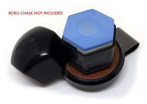 Kamui Chalk Shark Magnetic Chalk Holder - Black