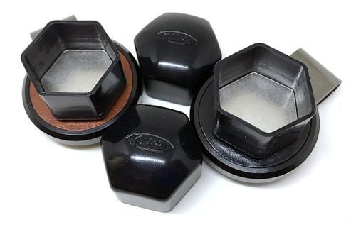 Silver Caudron Cube Chalk Holder