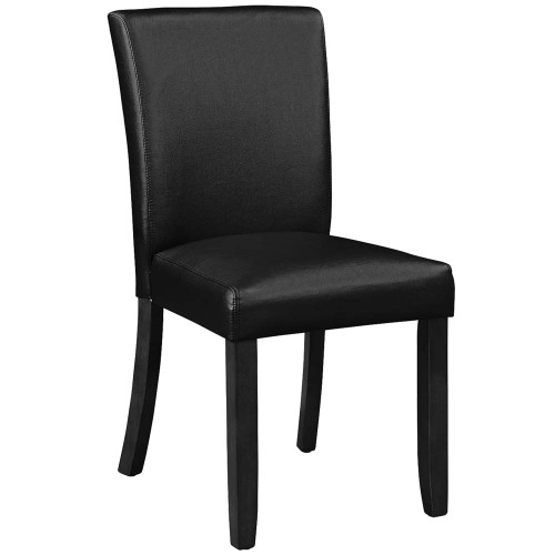 Ram Gameroom Poker Chair Armless Silohuette Black