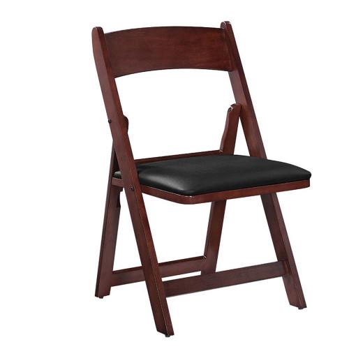 Ram Gameroom Folding Game Chair English Tutor
