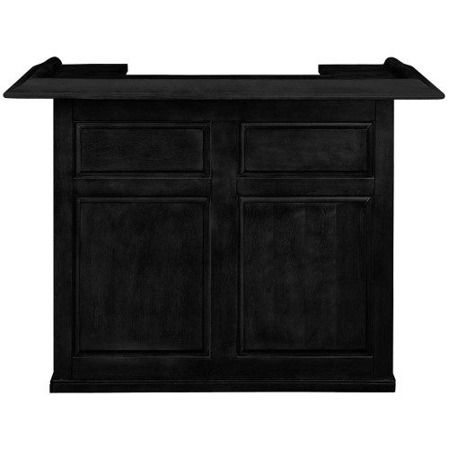 "Ram Gameroom Home Bar 60"" Black"