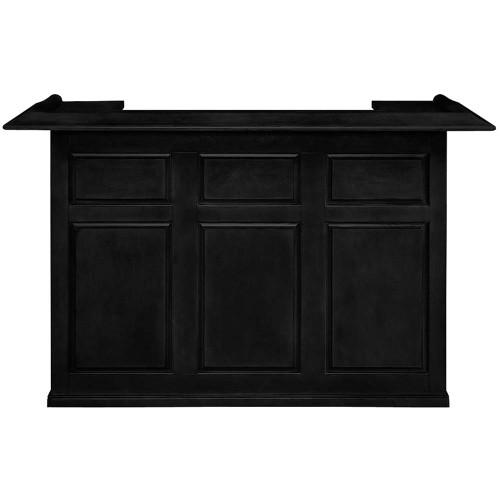 "Ram Gameroom Home Bar 72"" Black"