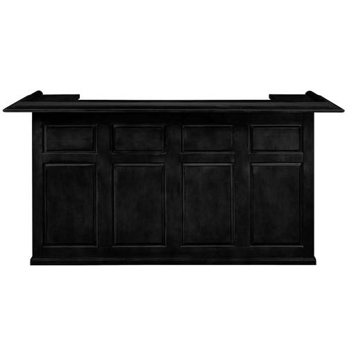 "Ram Gameroom Home Bar 84"" Black"