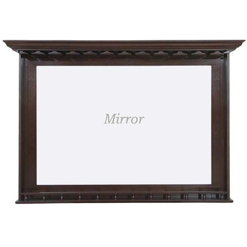 Ram Gameroom Mirror Cappuccino