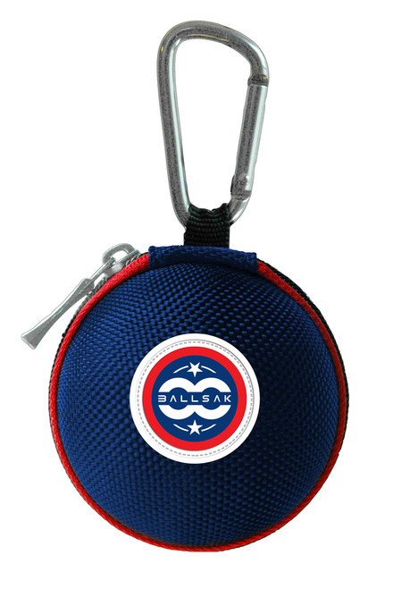 Ballsak Cue Ball Case Sport Series Red, White and Blue