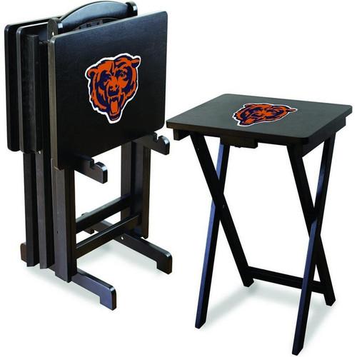 Chicago Bears TV Tray Set