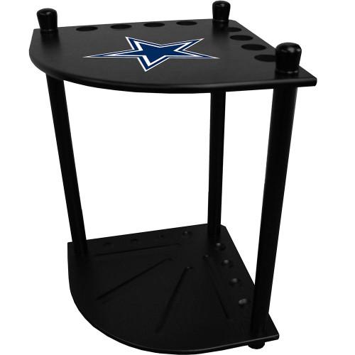 Dallas Cowboys Corner Cue Rack