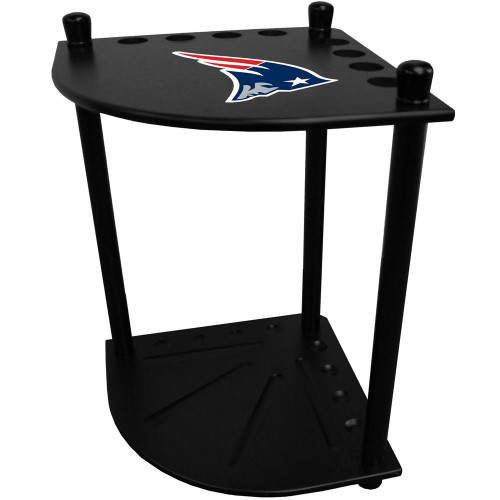 New England Patriots Corner Cue Rack