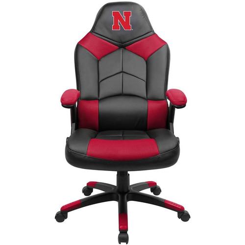 University of Nebraska Oversized Gaming Chair