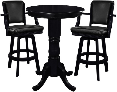Prime Ozone Bar Stools And Pub Table Set Antique Brown Ozone Onthecornerstone Fun Painted Chair Ideas Images Onthecornerstoneorg