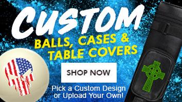 Custom Pool Balls