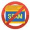 no spam no junk