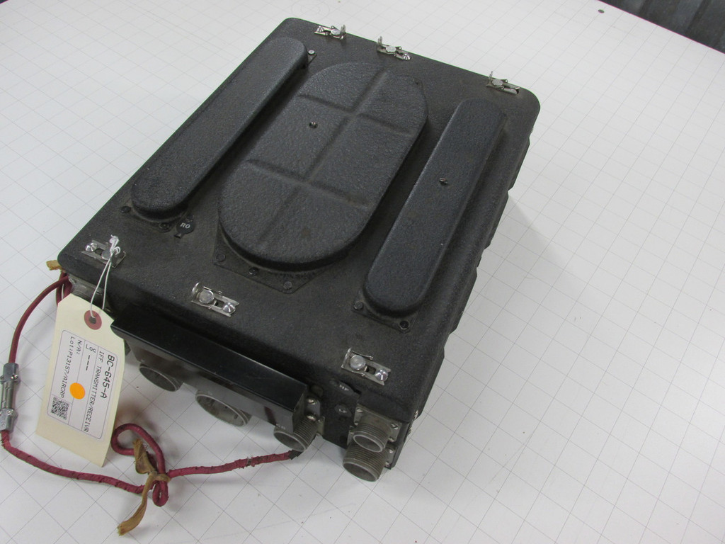 Signal Corps General Electric Radio Receiver and Transmitter BC-645-A