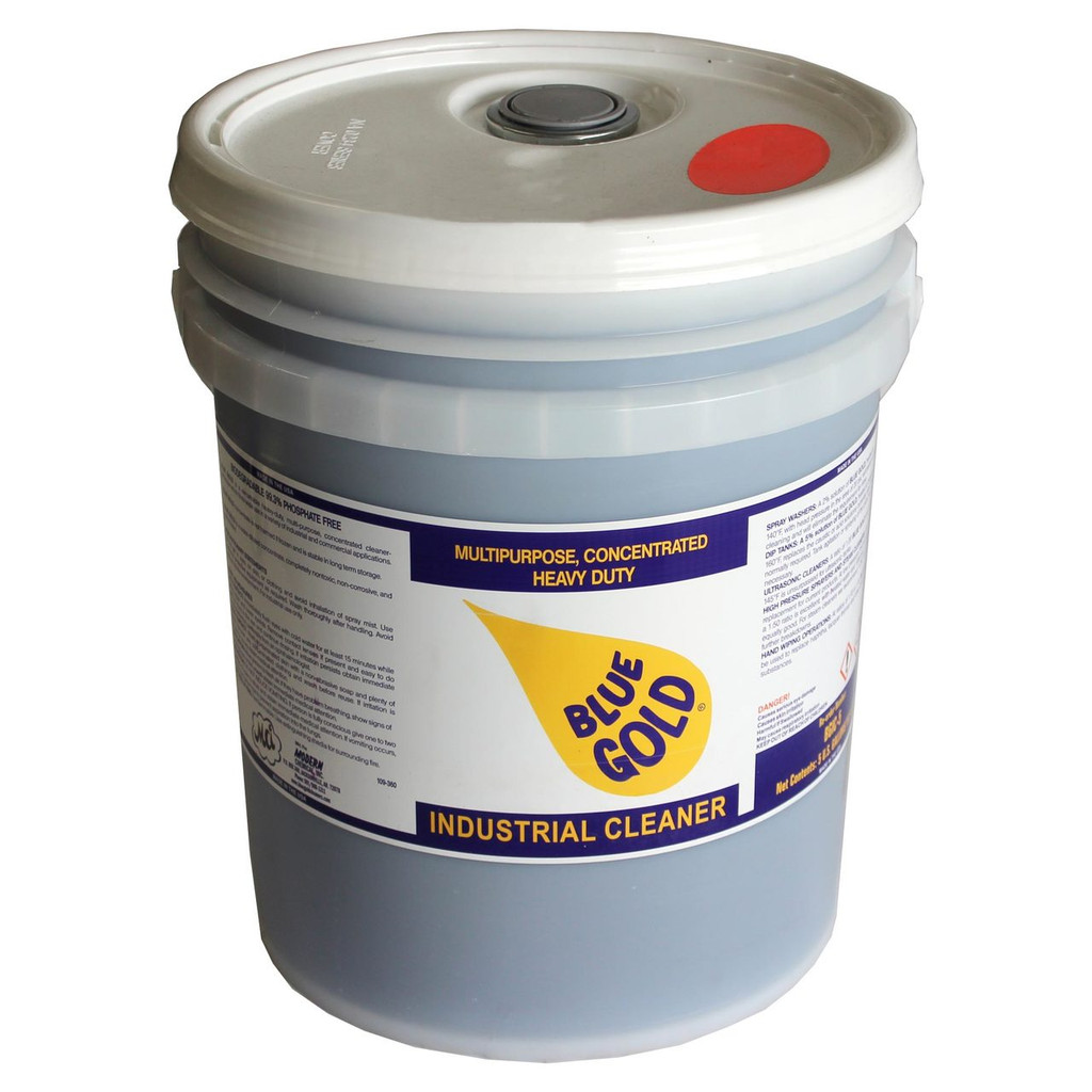 Blue Gold Industrial Cleaner & Degreaser