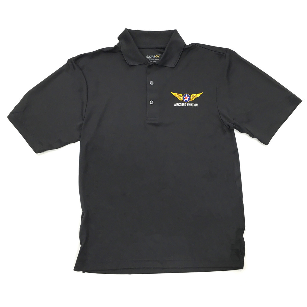 AirCorps Performance Polo