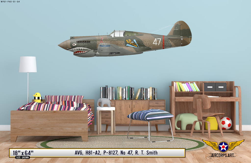H81-A2 Tomahawk Decorative Vinyl Decal