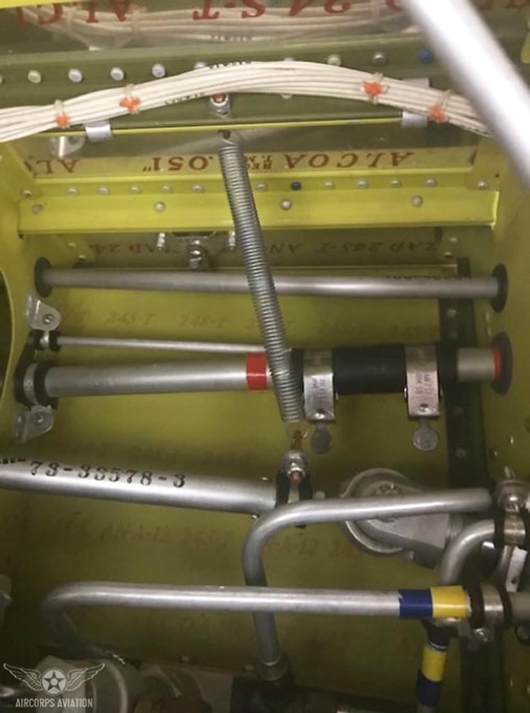 Landing Gear Retracting Strut Take Up Spring- 73-33578-TU