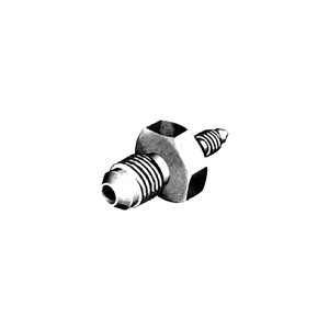 AN 919 Fitting - Reducer - External Thread Flared Tube