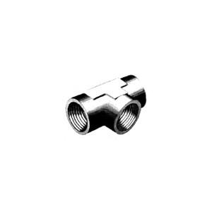 AN 938 Fitting - Tee - Internal Screw Thread