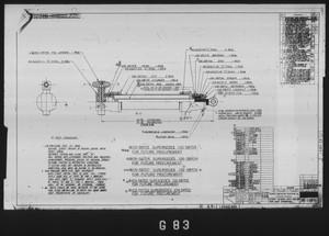 Seal Kit Strut Assembly - Hydraulic Landing Gear Fairing Door Operating