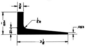 1E43T Extrusion