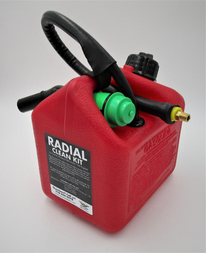 Radial Oil Clean Kit For Pratt & Whitney R-985 And R-1340 Engines