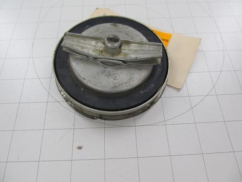 39B5435 FUEL CAP FLANGE - P-51 MUSTANG