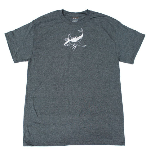 Lope's Hope 3rd Pilot Tee - Charcoal - Front